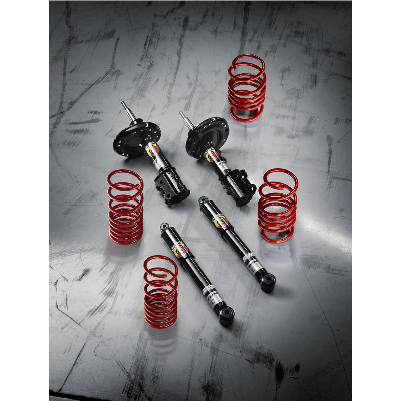kit suspensions koni 500 abarth. Black Bedroom Furniture Sets. Home Design Ideas