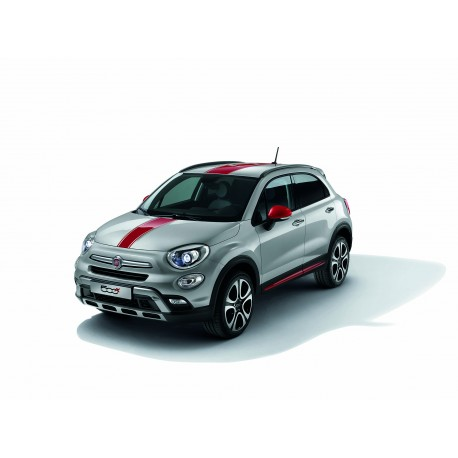 PACK STYLE ROUGE FIAT 500X