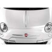 "BARRE ""A"" SUR PARECHOC AVANT FIAT 500 (CHROME)"
