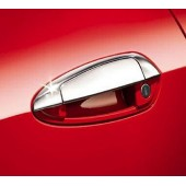 KIT POIGNEES DE PORTE FIAT PUNTO 5P (CHROME)