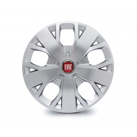 KIT DE 4 ENJOLIVEURS FIAT DUCATO MAXI 16""