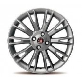 "KIT 4 JANTES ALLIAGE 17"" FIAT PUNTO (10 BRANCHES)"