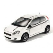 STICKERS FIAT PUNTO 3P LATERAL HAUT CIRCUIT (ROUGE)