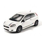 STICKERS FIAT PUNTO 5P LATERAL BAS ITALIEN