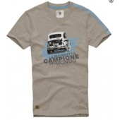 T-SHIRT HOMME HERITAGE ABARTH (M)
