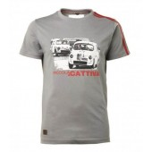 T-SHIRT HOMME HERITAGE ABARTH (M COL ROND)