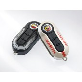 KIT 2 COQUES DE CLE ABARTH