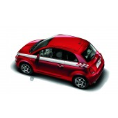 PACK STYLE BLANC FIAT 500