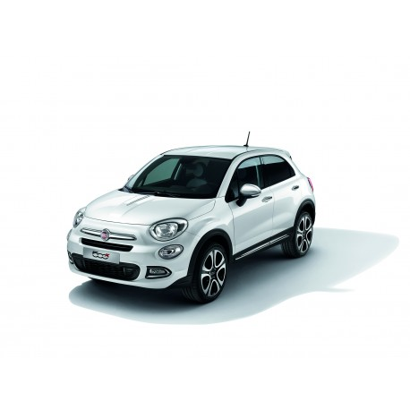 PACK CHROME FIAT 500X