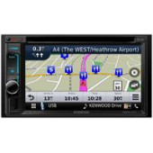 DNX451RVS - 2 DIN 6.1'' - Navigation GPS