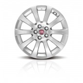 KIT 4 JANTES ALLIAGE FIAT DOBLO 16""